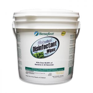 Benefect Botancal Disenfectant Wipes Product Image