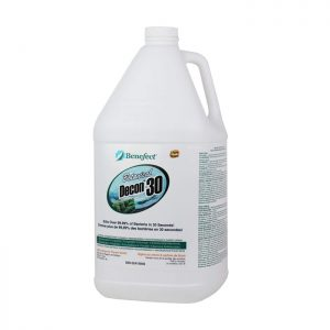 Benefect Botanical Decon 30 Disinfectant