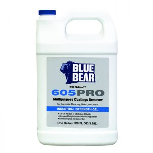 Blue Bear 605 Pro Multipurpose Coatings Remover